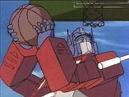 Optimus Prime G1 cartoon