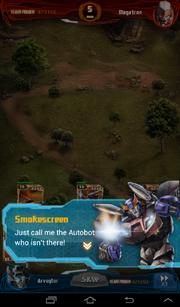 Transformers Rising The Master Builder Smokescreen