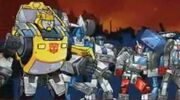Transformers Universe Cartoon Autobots