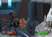 Cybertron Adventures Autobot Mission 6 Fighting The Destroyer-Tank