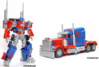 Movie Robovision OptimusPrime toy