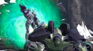Megatron uses Bulkhead
