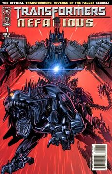 Transformers Nefarious 1