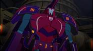 Decepticon Leader Saberhorn