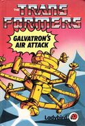 Galvatron's Air Attack