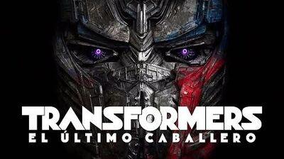 Transformers El último caballero Trailer 1 Paramount Pictures Spain