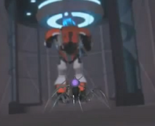 Ratchet with Dark Energon Spider