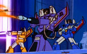 Sunstorm Cartoon