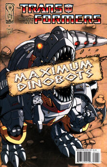 MaximumDinobots 1a