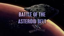 Csata az aszteroida ovnel