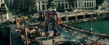 DOTM Autobots NEST victorious