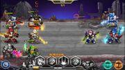 Transformers Frontiers Battle