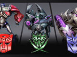 Transformers: Online