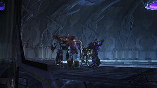 Deadlock screenshot Autobots