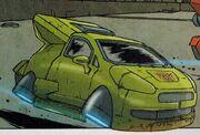 Training Day Skids Cybertroning Car Mode
