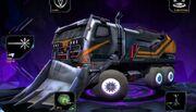 Transformers Universe Derail Vehicle Mode