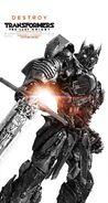 Transformers 5 Poster Optimus Prime 2