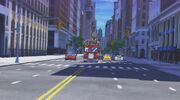 Transformers Devastation City of Steel Autobots Are Coming