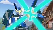 As the Kospego Commands! Strongarm w