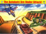 The Autobots Are Under Attack!