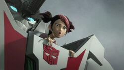 Transformers Prime Beast Hunters S03 E06 Chain of (30)