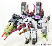 Armada GalvatronTidalWave combined