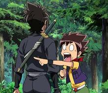 DiscoverTheLegendiscs Tobio tricks Kotaro