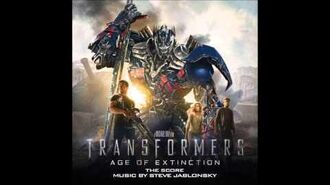 I'm an Autobot (Transformers Age of Extinction Score)