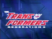 Transformers G2 Logo