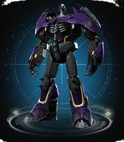 Transformers Universe Tomb Robot Mode