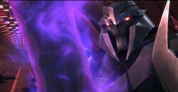 Megatron's Last Stand