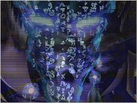 Megatron floating head avatar