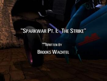 Sparkwar1 title