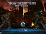 Transformers: The Game (PSP)