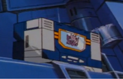 Generation 1 SoundwaveAlternate Mode