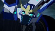 More than meets the eye Strongarm mask