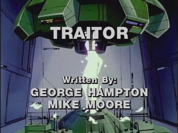 Traitor title shot
