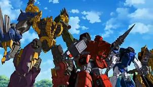 Transformers Go!
