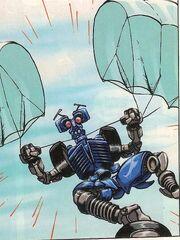 TF Egmont 2010-07 Wheelie Paratrooper