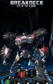 Transformers Universe Breakneck Robot Mode