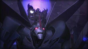 Armada screenshot Megatron shoot