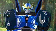 Strongarm face