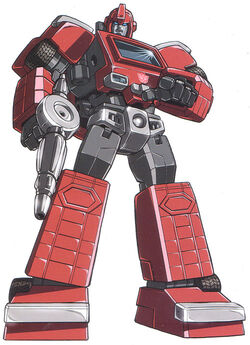 G1-series Ironhide