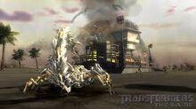 Scorponok transformers the game