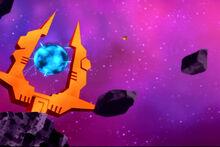 Space Bridge (Animated Series)