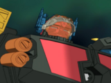Omega Supreme (Unicron Trilogy)