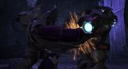 Megatron slams Bulkhead