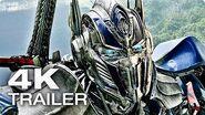 TRANSFORMERS 4 Ära des Untergangs Offizieller Trailer Deutsch German 2014 4K