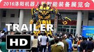 TRANSFORMERS 5 THE LAST KNIGHT Production Teaser Trailer (2017)