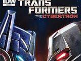 Transformers: War for Cybertron comic